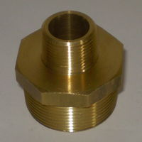Reducing Male to Male Adaptor NPT